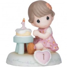 Growing in Grace Precious Moments Birthday Dolls age 1