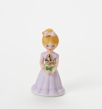 Age 4 Blonde Growing Up Girls Enesco